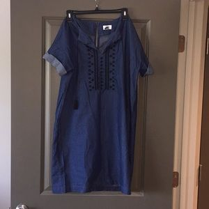 EUC Old Nagy denim dress